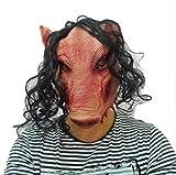Masque d'horreur Pour déguisement, Halloween, carnaval, Mardi gras et fêtes by thematys®