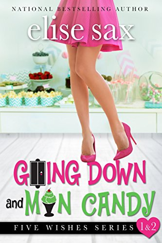 going-down-and-man-candy-five-wishes-book-1-english-edition