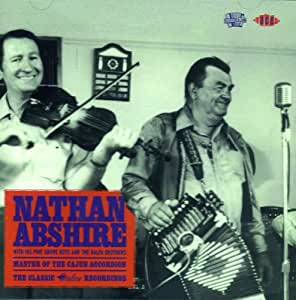Master Of The Cajun Accordion - The Classic Swallow Recordings