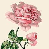 zlhcich Digitale malerei palast Blume Landschaft Wohnzimmer Dekoration malerei System Q004-31 rahmenlose 40 cm * 50 cm