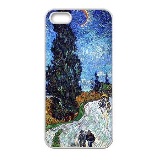 LP-LG Phone Case Of Van Gogh For iPhone 5,5S [Pattern-6] Pattern-4
