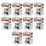 10 x OSRAM H7 Leuchtmittel/Autolampen 12 Volt / 55 Watt - 64210 PX26d