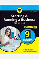 Starting and Running a Business All-in-One For Dummies Paperback