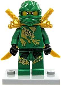 Amazon.de:LEGO® Ninjago Lloyd in Dragon Suit Minifigur
