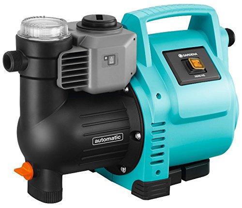 Gardena Hauswasserautomat 3500/4E Gard#1757-20, 01757-20