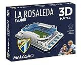 Málaga CF M&aacutelaga CF Puzzle 3D Estadio La Rosaleda (Producto Oficial), Ninguna (Eleven Force 63461)