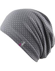 Chillouts Florence Hat - 3 Farben Damen und Herren - super leicht Summer Slouch Beanie - Long Beanie - Neu - Frühling Sommer
