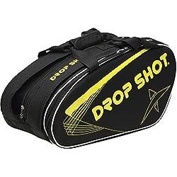 Drop Shot Draco Paletero Pádel, Unisex Adulto, Rojo, M