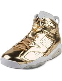 Nike Air Jordan 6 Retro Pinnacle - Metallic Gold/White