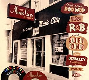 The Music City Story (3cd)