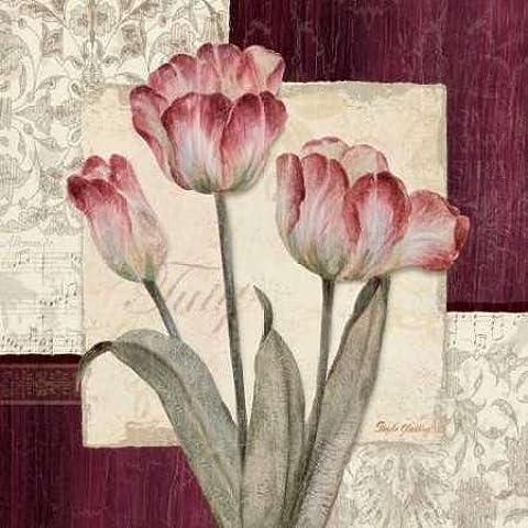 Feeling at home, Stampa artistica x cornice - quadro, fine art print, Trio Sonata III cm 84x84