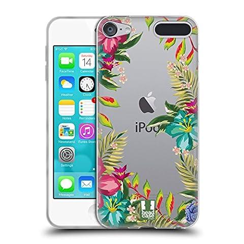 Head Case Designs Tropical Puissance De Fleur Étui Coque en