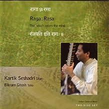 Raga Rasa: That Which Colors the Mind by Kartik Seshadri/Bikram Ghosh (2004-05-25)