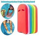 Pergamena Rate Nuoto lerner Kickboard Piastra Surf acqua bambini bambini adulti Nuoto Aiuto Aiuto al galleggiamento, Rosa