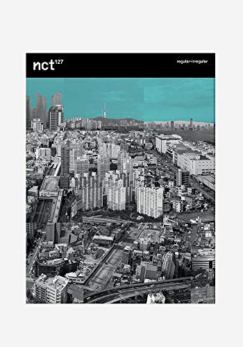 SM Entertainment NCT 127 - NCT #127 Regular-Irregular [Irregular ver.] (Vol.1) CD+Photobook+Photocard+Folded Poster+Extra Photocards Set