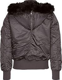 Calvin Klein Jeans Olena LW Hooded Bomber W Chaqueta de invierno