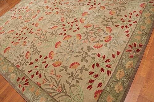 Persian Designs 5x 8Persa Floral Alfombra Lana
