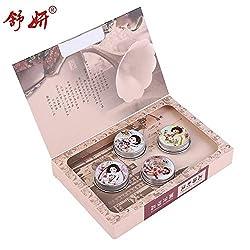 ShuYan SYCZ 127 4pcs Sweet...