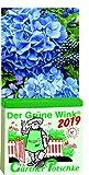 Gärtner Pötschkes Der Grüne Wink Tages-Gartenkalender 2019: Abreißkalender Der Grüne Wink -