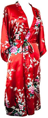 Kimono-de-CC-Collections-16-colores-shipping-bata-de-vestir-tnica-lencera-ropa-de-noche-prenda-despedida-de-soltera