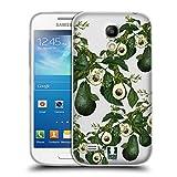 Head Case Designs Baeume Und Fruechte Alles Ueber Avocados Soft Gel Hülle für Samsung Galaxy S4 Mini I9190