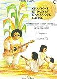 Chansons et Danses d'Amerique Latine Vol.C (Guitar Duet)