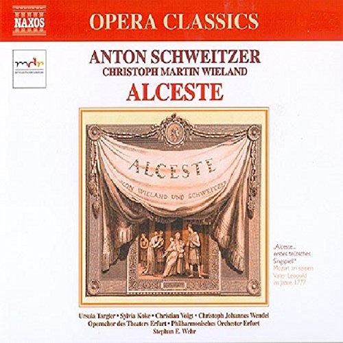 """Alceste, Act 5: Fünfter Akt - Arie (Admet): """"Ihr sollt ich untreu werden"""""""