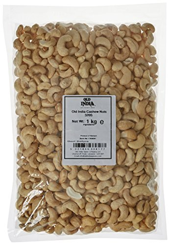 Old India Cashew Nuts 320S 1Kg