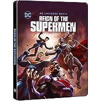 Reign of the Supermen Steelbook
