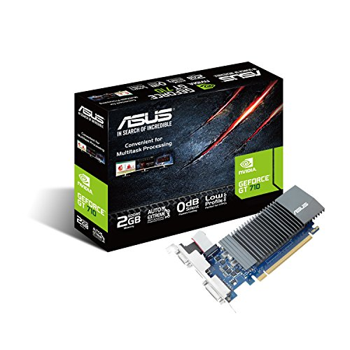 ASUS NVIDIA GeForce GT710-SL-2GD...