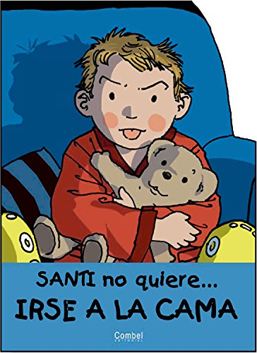 Santi No Quiere Irse a LA Cama / Santi D...