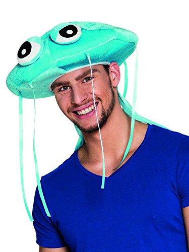 Quallen-Mütze für (Für Kostüme Erwachsene Quallen)