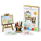 [Sponsored]Funvention Little Art Gallery (Pack Of 2) - Express Your Imagination - Puzzle & Coloring Art Kit (Birthday Return Gift) - Art & Craft Toy