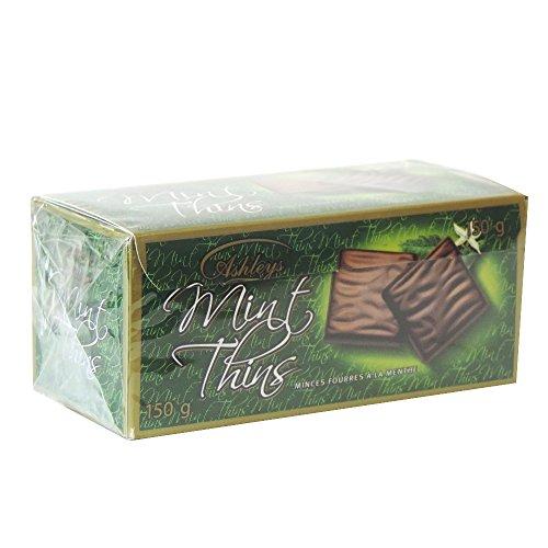 Ashley's - Mint Thins - 150g (Case of 24)