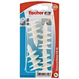 Fischer 16810 Lot de 4 Fixations pour isolants FID 50 K