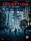 Inception -- Movie Selections: Piano Solos by Hans Zimmer (11-Jan-2010) Sheet music