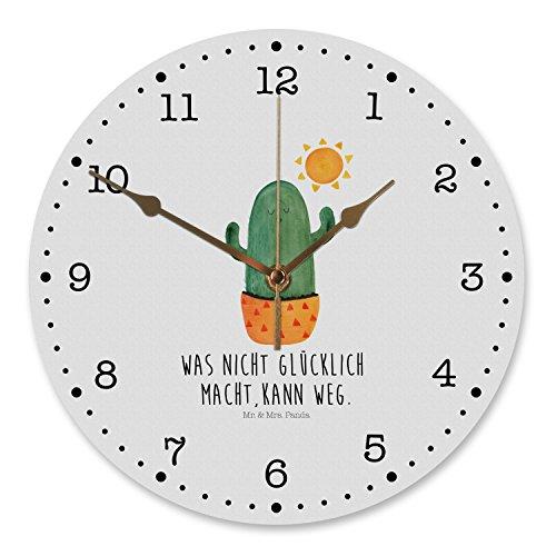 Mr. & Mrs. Panda 30 cm Wanduhr Kaktus Sonnenanbeter - 100% handmade in Norddeutschland - Kaktus, Kakteen, Liebe Kaktusliebe, Sonne, Sonnenschein, Glück, glücklich, Motivation, Neustart, Trennung, Ehebruch, Scheidung, Freundin, Liebeskummer, Liebeskummer Geschenk, Geschenkidee Wanduhr, Uhr, Kunderuhr, Kinderzimmer, Rund, Druck Kaktus, Kakteen, Liebe Kaktusliebe, Sonne, Sonnenschein, Glück, glücklich, Motivation, Neustart, Trennung, Ehebruch, Scheidung, Freundin, Liebeskummer, Liebeskummer Geschen