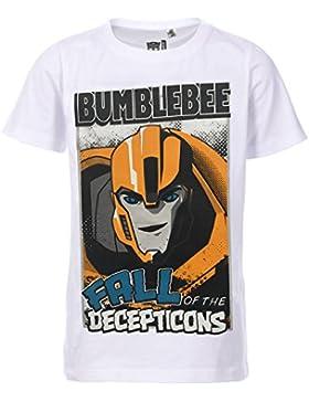TRANSFORMERS T-Shirt palo de golf para niños - BUMBLEBEE - algodón - 3 - 8 años