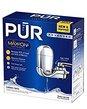 Pur Water Pur 3 Stage Vertical Faucet Mount Fm3700 2