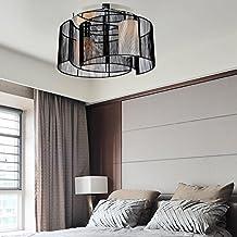 lmpara de techo simple y elegante de piezas para sala de estar lmpara de techo