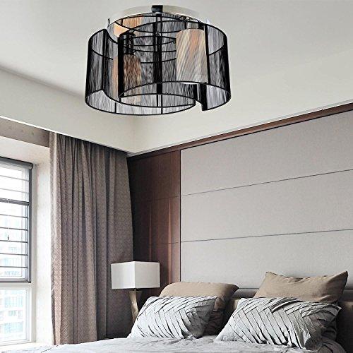 luce semplice ed elegante 2-testa soffitto di cristallo per soggiorno, luce europeo soffitto camera da letto in stile per soggiorno