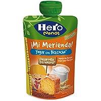 Hero - Bolsita Nanos. 100 g Desayuno Yogur Con Bizcocho