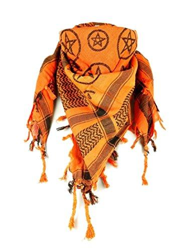 OLP en forme de pentagramme avec chiffon de nettoyage orange