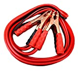 #10: AutoSun® Car 500 Amp Heavy Quality Jumper Booster Cables Anti Tangle Copper Core