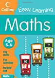 Maths: Age 5–6 (Collins Easy Learning Age 5-7) (Collins Easy Learning Age 3-5)