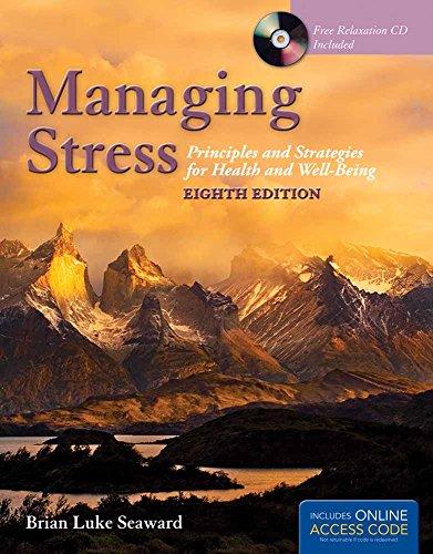 Download Ebook Managing Stress PDF Reader by Brian Luke