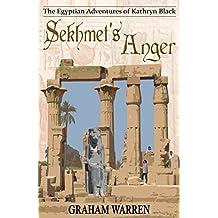 Sekhmet's Anger (The Egyptian Adventures of Kathryn Black Book 6)