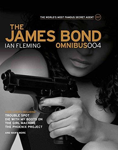 Preisvergleich Produktbild The James Bond Omnibus 004