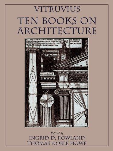 Vitruvius Ten Books on Architecture: UK & DE sales discount to load