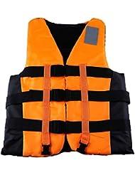 MagiDeal Sécurité de Vie Gilets de Sauvetage Kayak Canoë Canotage Natation Gilet L